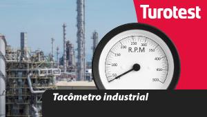 Tacômetro industrial