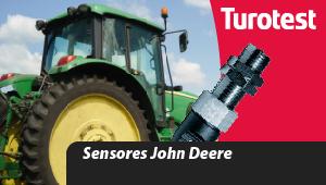 Sensores john deere