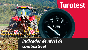 Indicador de nível de combustível
