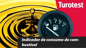 Indicador de consumo de combustível